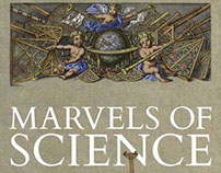 Marsh's Library Exhibition Poster. Marvels of Science