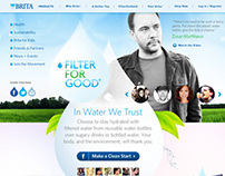 Filter For Good, Brita Project