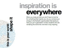 ASU inspiration piece