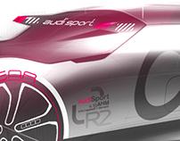 Audi R2 - E-DTM