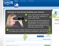 Vote iQ: UI/UX Design