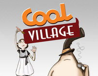 Cool Village Logotype