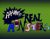 AAAAHH! REAL MONSTERS!