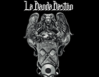LA BANDA BASTON Cd Design