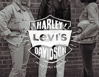 Levi's x Harley-Davidson - Fashion Collaboration