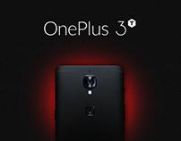 OnePlus 3T - Midnight Edition