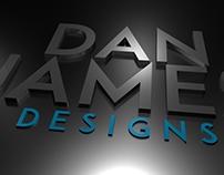 3D Logo Renders