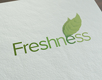 Free - Fresh Leaf Logo