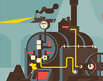 From the steam engine to 4th industrial revolution