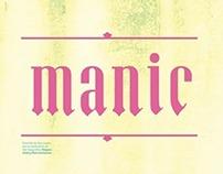Manic - Híbrido Tipográfico