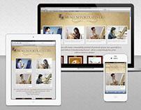 Responsive Website( RWD)