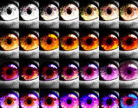 Eyes Watch the Eye Swatch