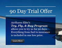 AirShares Elite Newsletter Redesign