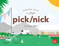 Pick/Nick Garage Sale