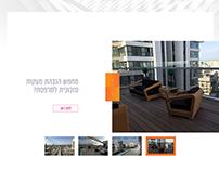Creative Design Landing page