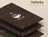 Hafecka - App UX/UI Design