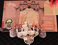 The Phantom of the Opera: A Pop-Up Book