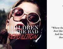 CHILDREN OF THE BAD REVOLUTION