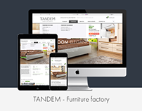 TANDEM - Furniture factory