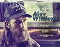 Alex Williams | Better Than Myself