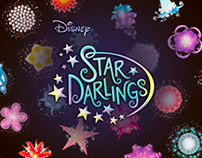 DISNEY STAR DARLINGS: Items, Accessories, Patterns