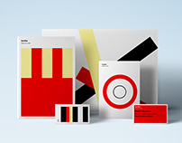 TOMKE Studio Branding project