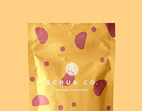Scrub Co. Coffee Scrub Packaging