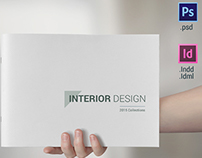MINIMAL - Interior Design Brochure