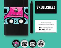 Skullcheez :: Visual identity