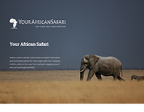 You African Safari (Multi-user platform)