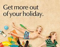 More Holiday out of your flights!