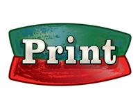 Magazines, books, catalogs, brochures, ads, signage