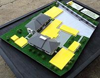 BUILDING MINIATURE PRESENTATION OF PGSD&LAB UNNES