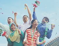 Maxis Olympic 2013 | Campaign