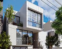 HD house  CGI Design: Duy Huynh 893.studio