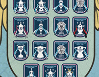 MCFC Honours list