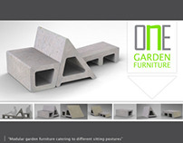 Simple Furniture Design (Garden Furniture)