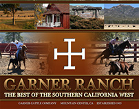 Garner Ranch Poster - Graphic Design