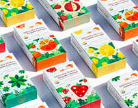 Manuka Honey Propolis Candies Packaging Design