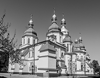 Ukraine - From Kyiv to Lviv - A visual Diary.