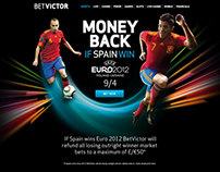 Bet Victor Euro 2012