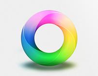Vibrant Colour Ring