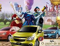 Anúncios Chevrolet
