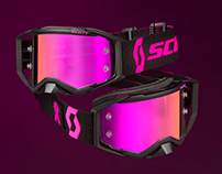 Scott Sports | 2017 Limited Edition BCA Goggle