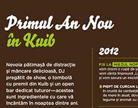 KUIB Restaurant special menus