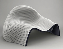 Perforated Chairs II