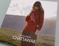 Dépliant Chattawak - Print work for Chattawak
