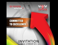 toyota 2012 dealer convention kit