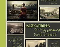 Urban Morphology of Alexandria