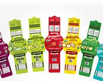 Design de embalagem | OrganicBaby